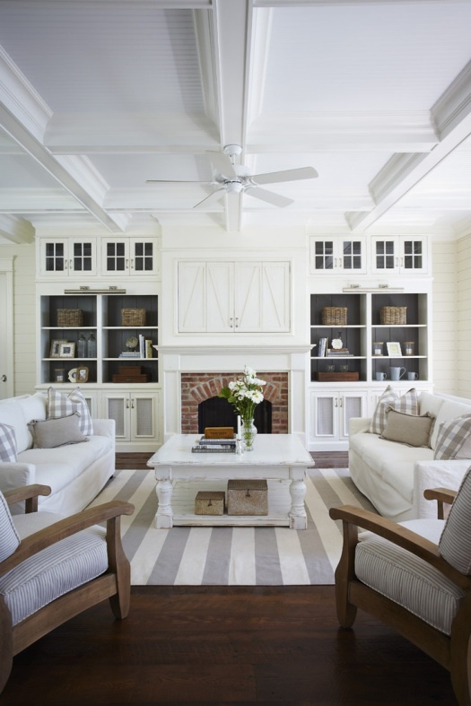 White living room ideas - Love and Marriage