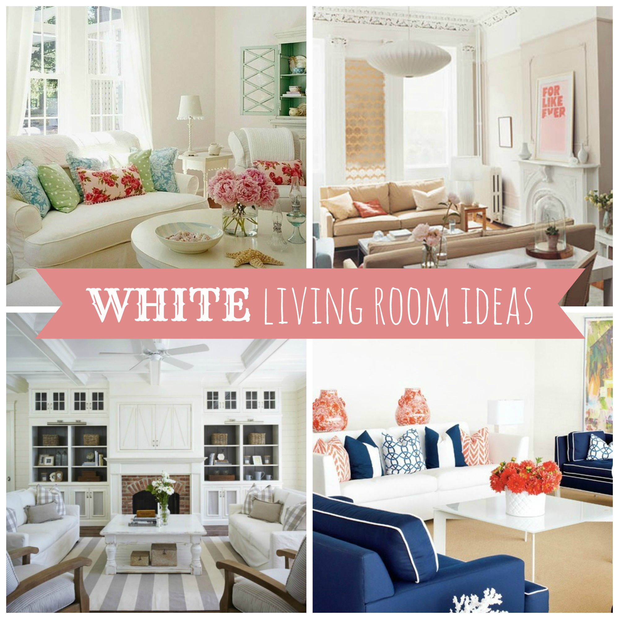 white living room ideas love and marriage