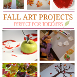 10 Fun Fall Art Projects for Toddlers