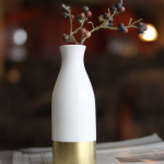 Upcycled Vase {from the Target Dollar Spot}