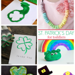 10 St. Patrick's Day Crafts for Toddlers