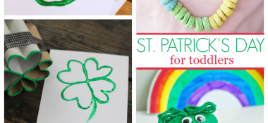 St Pats toddlers