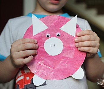 Peppa Pig Craft