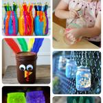 10 Mason Jar Crafts for Kids