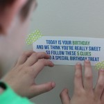 Birthday Scavenger Hunt