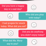 6 Quick Preschool Conversation Starters