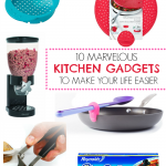 10 Marvelous Kitchen Gadgets That Make Life Easier