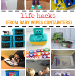 17 Clever Baby Wipe Container HACKS