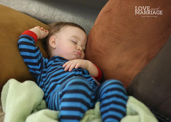 Toddler sleep hack 2
