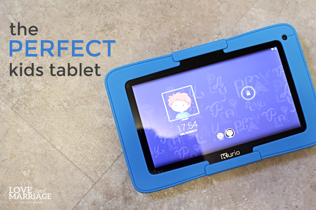The Perfect Kids' Tablet (and one for you!)