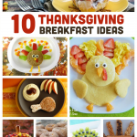 10 Fun Thanksgiving Breakfast Ideas