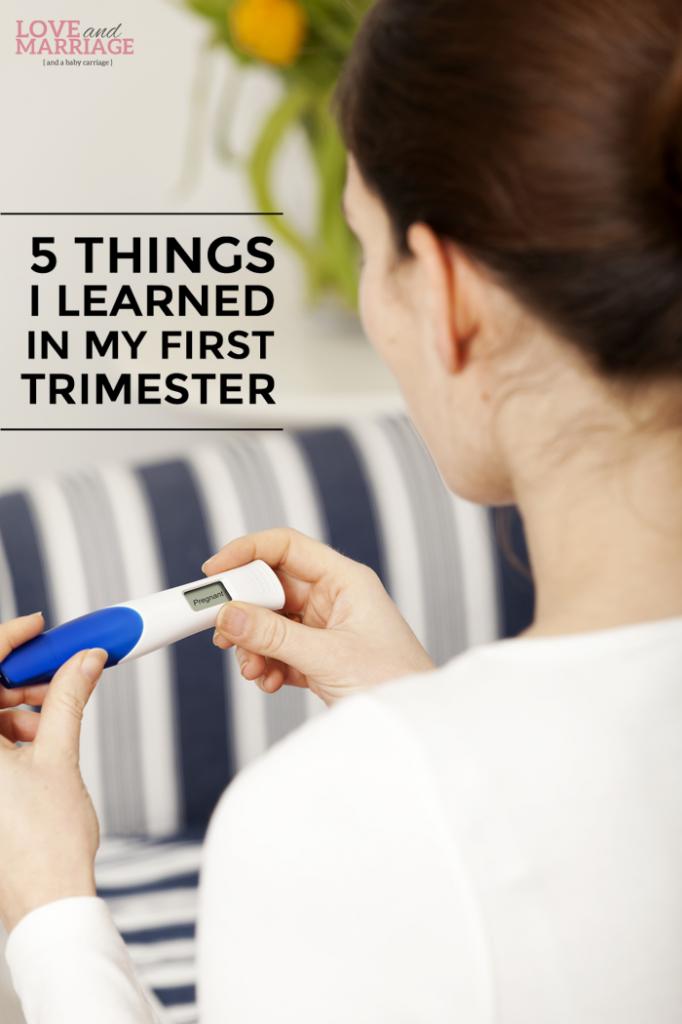 First-Trimester