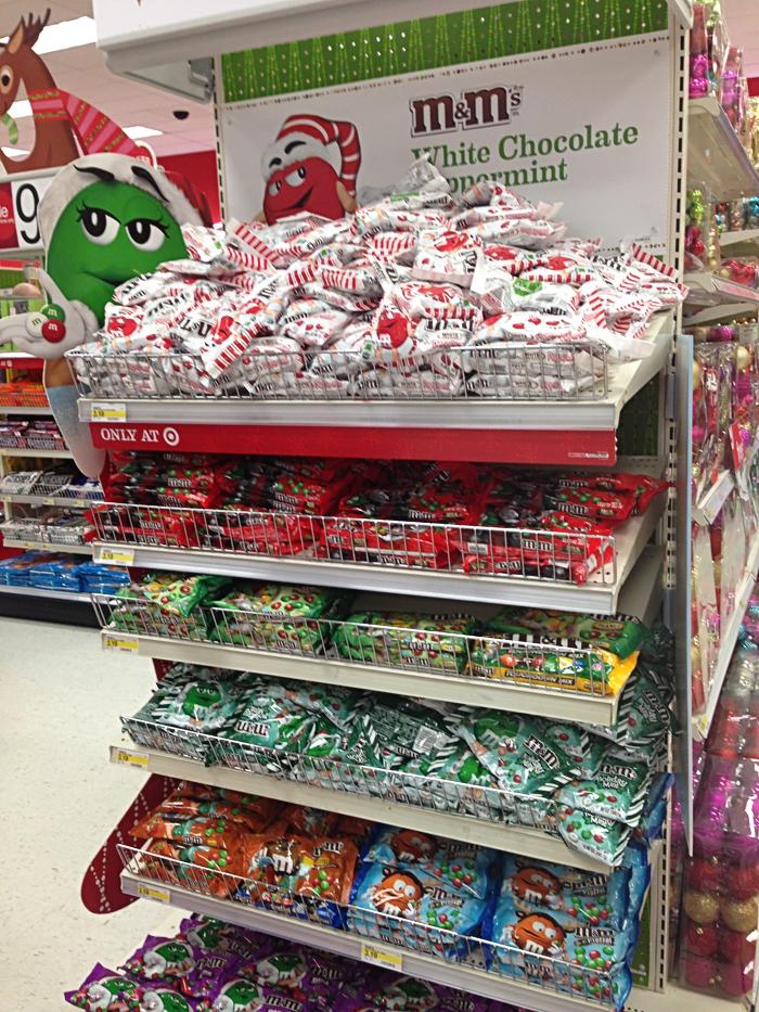 Santa snack mm