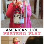 American Idol Pretend Play