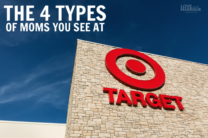 Types of Moms You See At Target