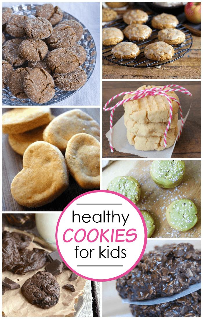 Healthy Cookies Recipe — Dishmaps