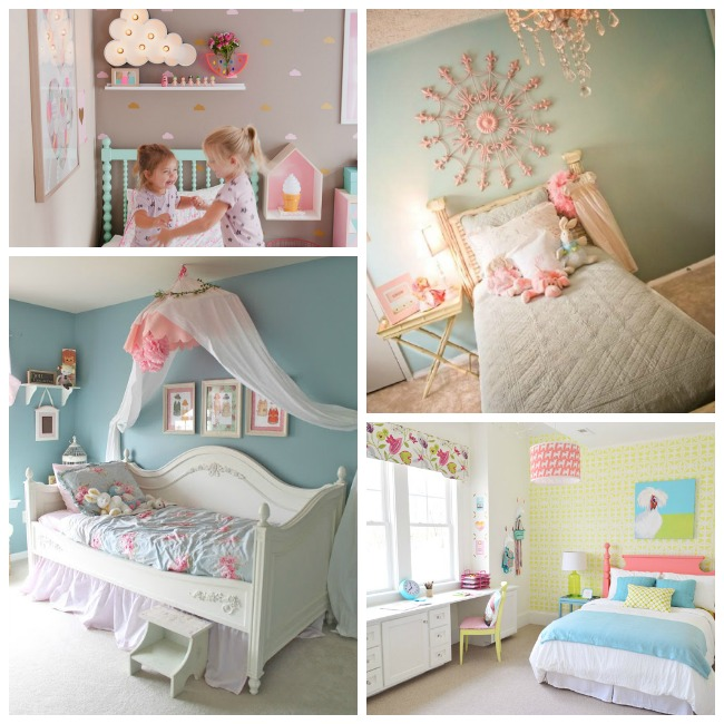 15 gorgeous little girl bedroom ideas - love and marriage