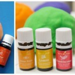 10 Essential Oils Playdough Recipes