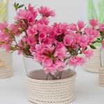 DIY: Turn a $1 Vase Into Something Beautiful