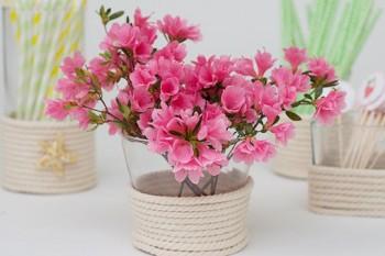 DIY Vase Craft