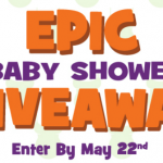 Epic Baby Shower Giveaway!