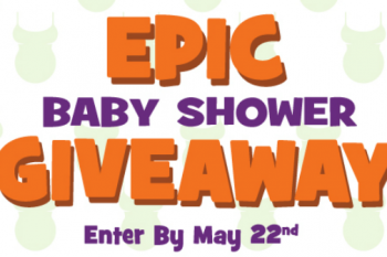 Epic Baby Shower Giveaway