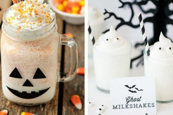 17 Halloween Milkshake Recipes