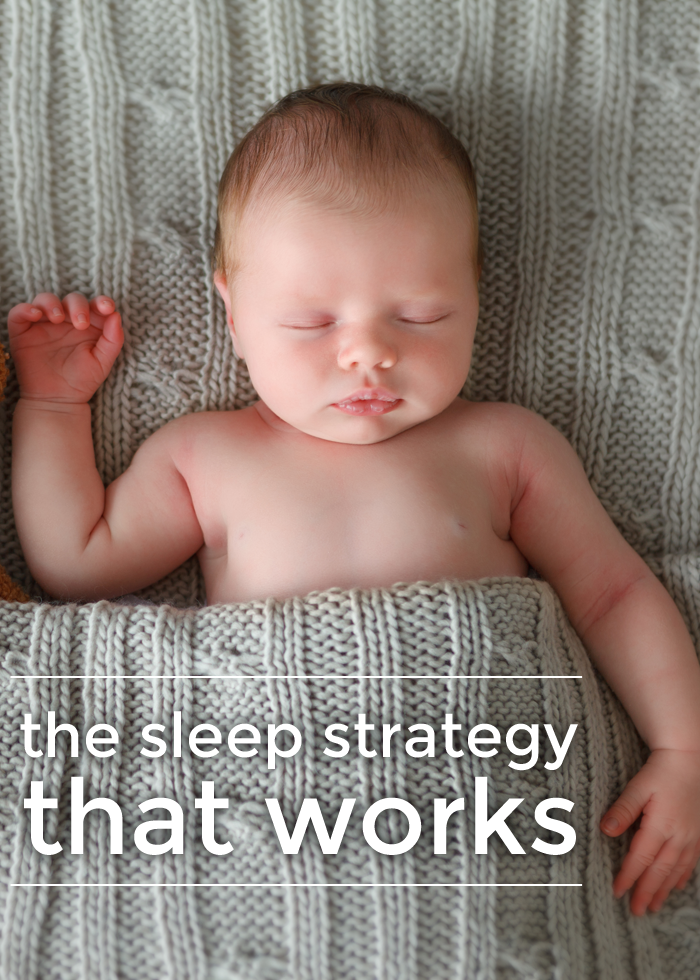 How To Get Your Baby Sleeping