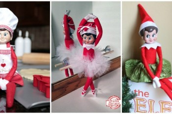 11 Awesome Elf On The Shelf Clothes