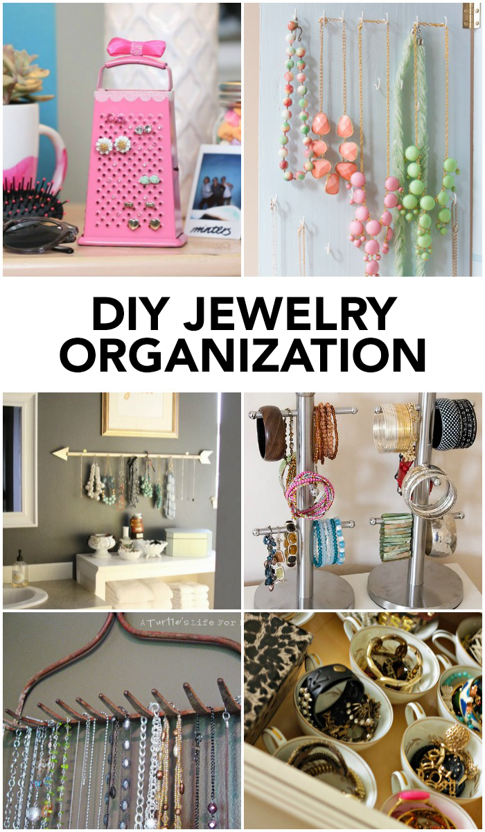 Bracelet Organizer Ideas Jewelry Organizer Ideas