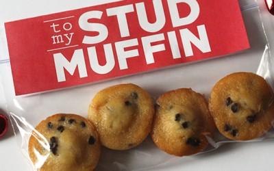 Stud Muffin Valentine's Day Printables