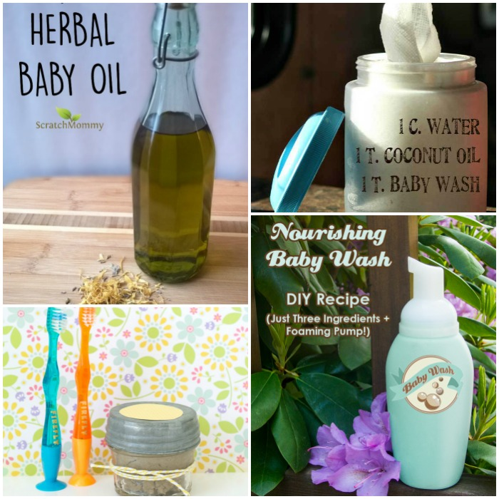 13 Amazing DIY Baby Products