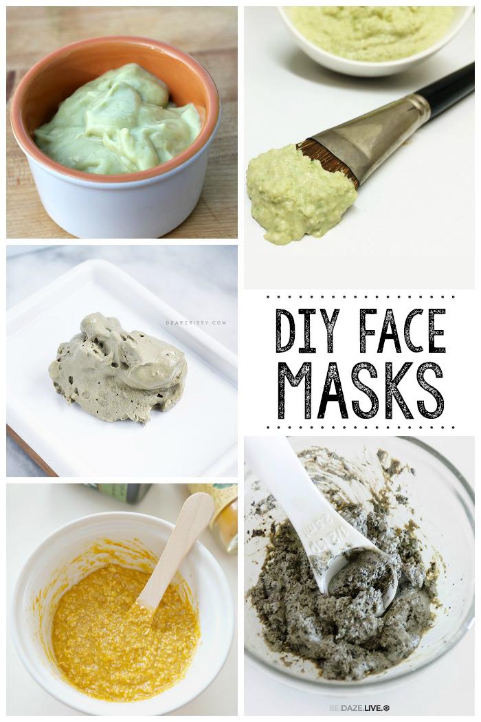 13 Incredible DIY Face Masks