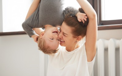5 Ways To Be A More Playful Mama