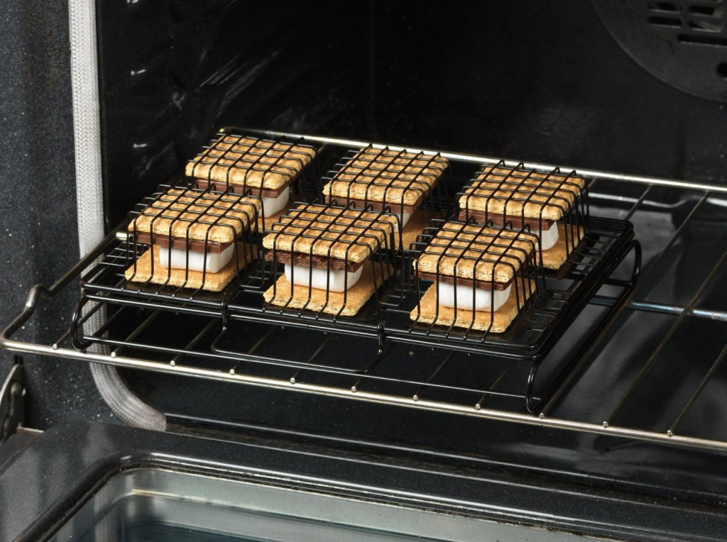 S'Mores on the Grill
