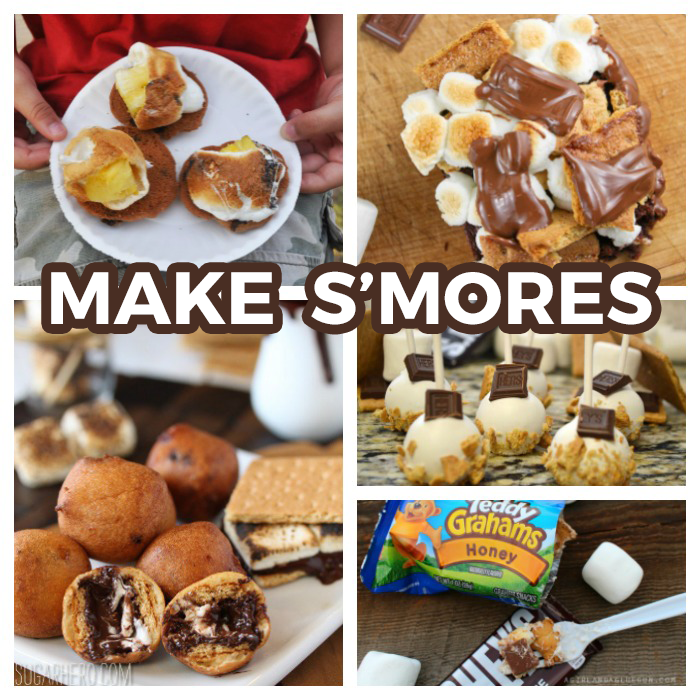 17 Ways To Cure Your S'Mores Craving
