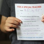 Teacher Appreciation Free Printable