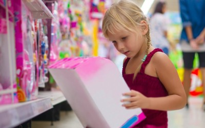 My Trick To Keep Kids From Whining For Toys At The Store
