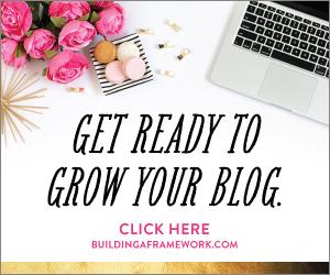 buildingaframework