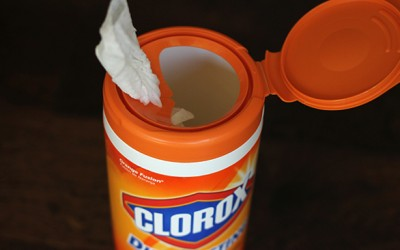 Getting Rid of Back To School Germs
