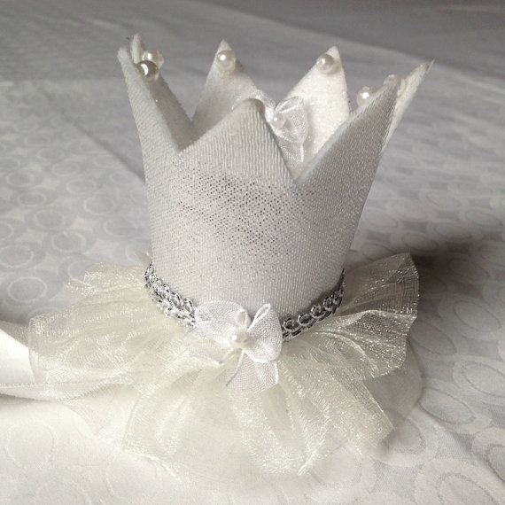Princess crown for Halloween costume.