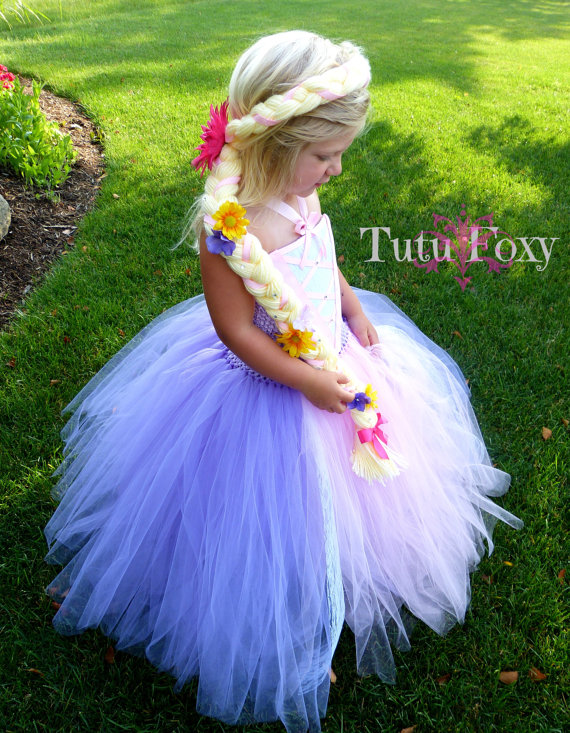 A perfect Halloween princess costume!