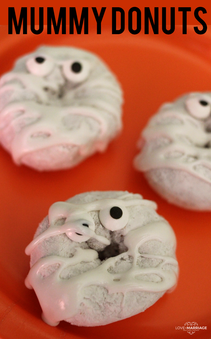 Mummy Donuts