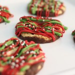 Festive + Totally Simple Christmas Cookies
