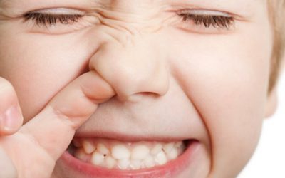 Picking Your Nose Is Good For Your Kids Teeth