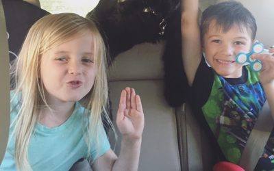This Easy Road Trip Hack Will Keep Your Kids Entertained