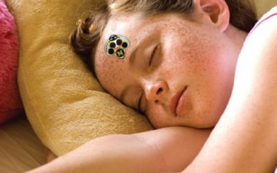 This Sticker Will Track Your Kids Temperature All Night Long